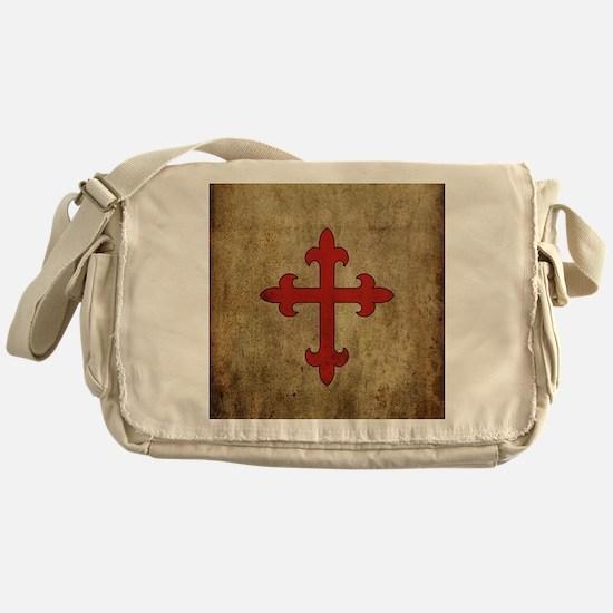 Cute Old latin Messenger Bag