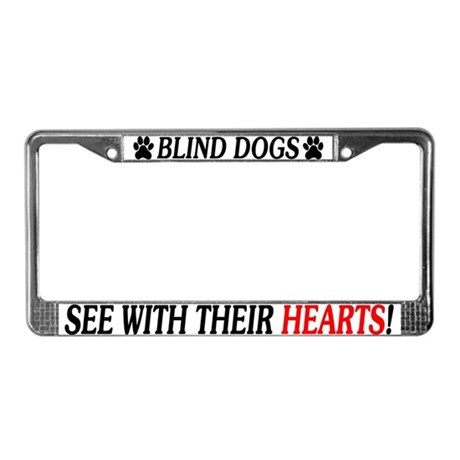 See The World License Plate Frame