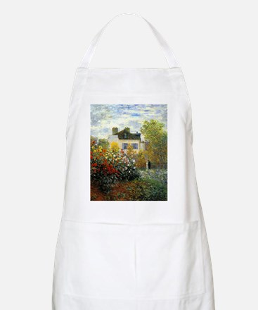 The Garden of Monet at Argenteuil Apron