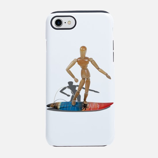 RidingASurfboard050111.png iPhone 7 Tough Case