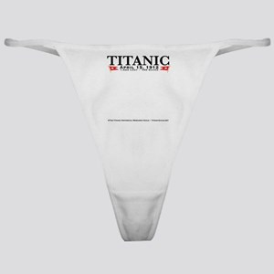 TG2StickyNoteHeaderOnly Classic Thong