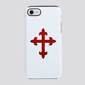 Crusader Cross iPhone 7 Tough Case