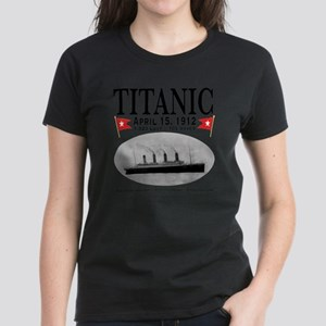 TG2Ghost14x14TRANSBESTUSETHIS Women's Dark T-Shirt