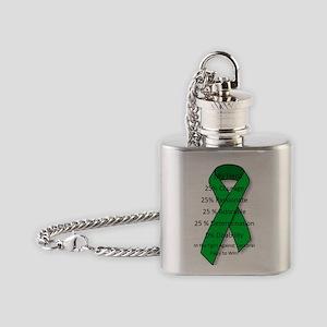 My Cerebral Palsy Hero Flask Necklace