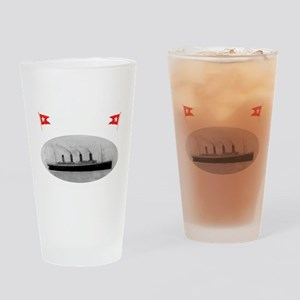 TG2GhostBlack14x14TRANSBESTUSETHIS Drinking Glass