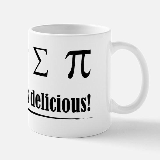 Delicious Pi Mug