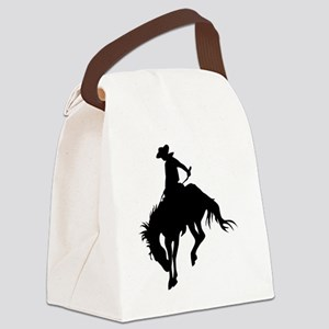 Horse_0077 Canvas Lunch Bag