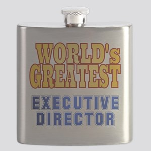 World's Greatest Executive Director Flask