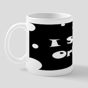 wall decal Mug
