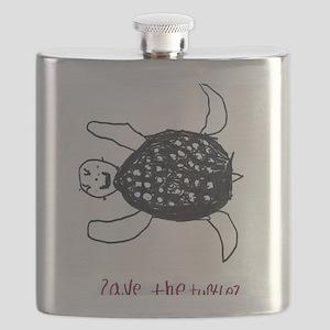 Turtles by Aurora Flask