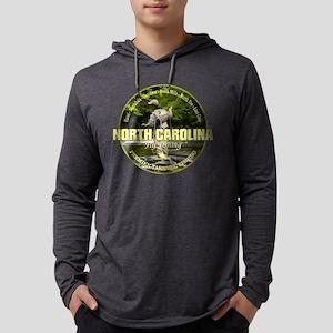 North Carolina Fly Fishing Long Sleeve T-Shirt