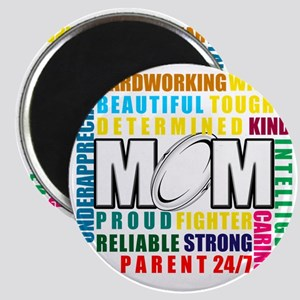 What is a Rugby Mom copy Magnet