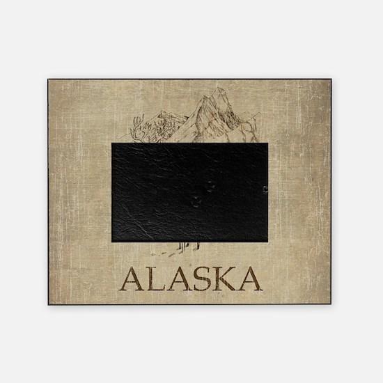 Alaska Picture Frame