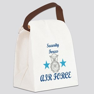 Sec. For. Air Force Canvas Lunch Bag