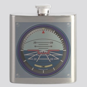 ArtHorizCoinPurse-b Flask