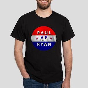 Paul Ryan VP 2012 Dark T-Shirt