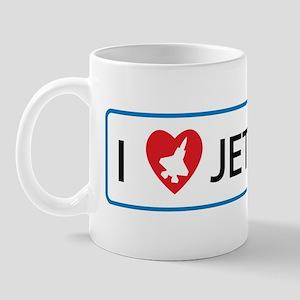 I 3 Jet Noise Mug
