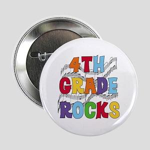 Bright Colors 4th Grade Button