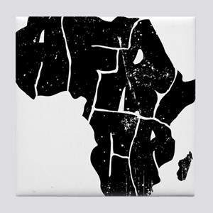 Africa Undivided Tile Coaster