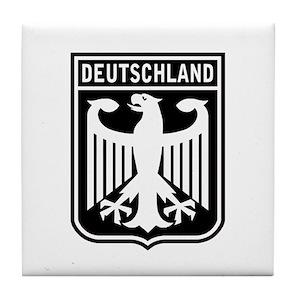 Deutschland Germany Coasters - CafePress