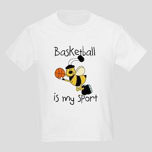 Bumblebee Basketball Kids T-Shirt