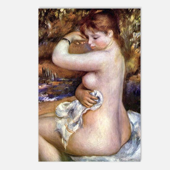 Renoir After The Bath Postcards (Package of 8)