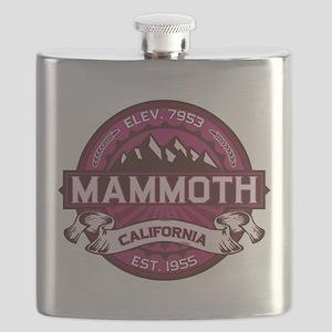 Mammoth Raspberry Flask