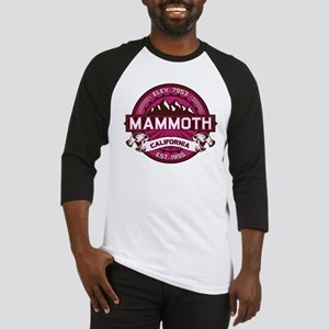 Mammoth Raspberry Baseball Jersey