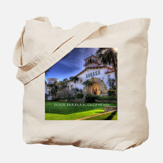 Courthouse Tote Bag