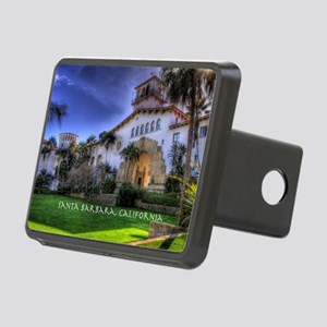 Courthouse Rectangular Hitch Cover
