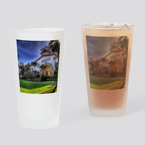 Courthouse Drinking Glass