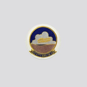 uss kitty hawk cva patch transparent Mini Button