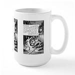 The Limited Mail 1899 Large Mug