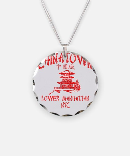 Chinatown Takeout Tee Necklace