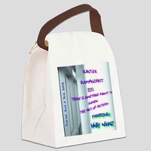 Winter WomanSpirit 2013 Canvas Lunch Bag