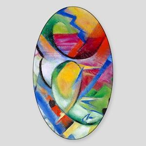 ipadb Sticker (Oval)