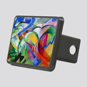 greeting_card Rectangular Hitch Cover