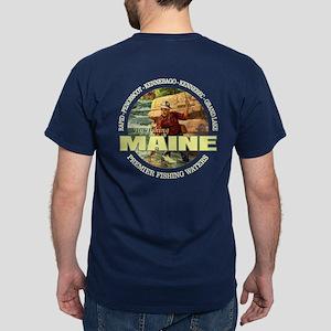 Maine Fly Fishing T-Shirt