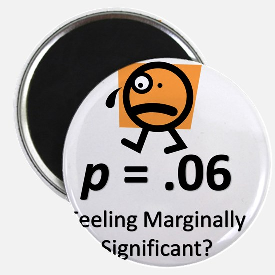 Feeling Marginally Significant? Magnet
