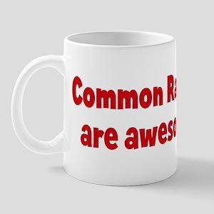 Common Ravens are awesome Mug