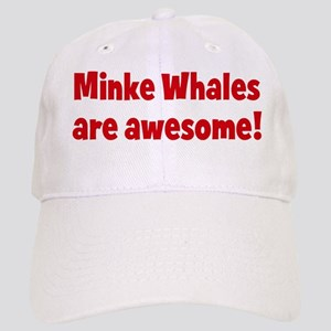 Minke Whales are awesome Cap