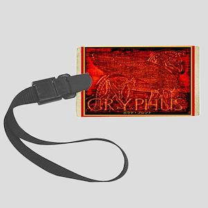 Gryphus Large Luggage Tag
