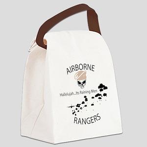 airborne ranger Canvas Lunch Bag