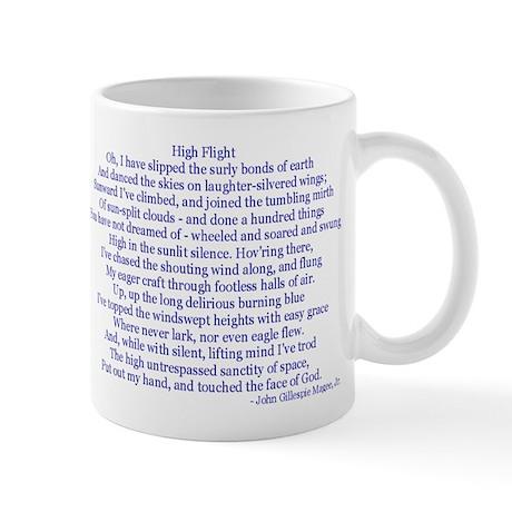 Dallas Ninety-Nines High Flight Mug