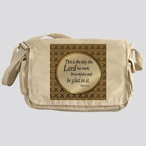 Psalms Messenger Bag