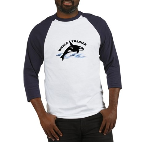 Whale Trainer Baseball Jersey