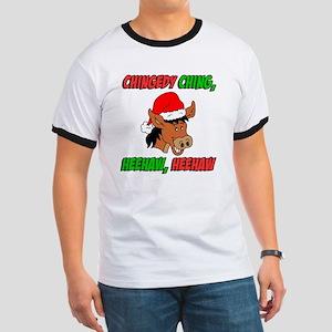 Italian Christmas Donkey Ringer T