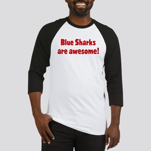 Blue Sharks are awesome Baseball Jersey