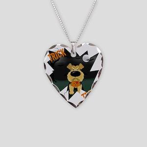 AiredaleHalloweenShirt3 Necklace Heart Charm