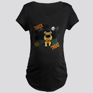 AiredaleHalloweenShirt3 Maternity Dark T-Shirt